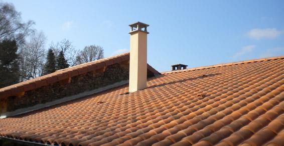réalisation des travaux Couverture zinguerie près de Limoges | Etablissement Landaud